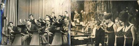 Вио джаз-66 Юрий Сергеевич Саульский.