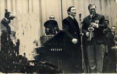 Вио джаз-66 Анатолий Могилевский и Игорь Петренко.