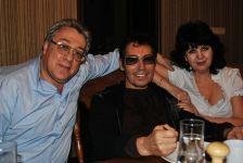 Мои друзья. Поэтесса Нина Немирова, супруг, Сергей Немиров и Анатолий Могилевский.