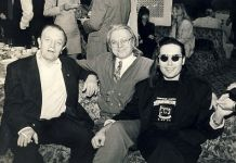С Анатолием Ромашиным и Юрием Маликовым