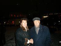 """С директором концертного зала """"Юрмала. Дзинтари"""" Львом Островским"""
