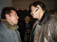 С Ильёй Олейниковым