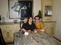 С поэтессой Машей Шуриной