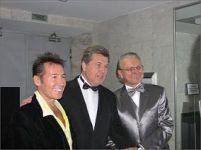 Со Львом Лещенко и Юрием Маликовым