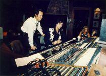 """Запись двойного альбома """"Вокруг света и назад в Россию"""" на студии """"Paramaund"""" Los Angeles CA 1992г."""