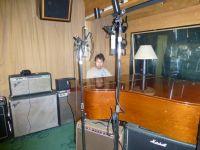 Работа в студии Los Angeles над новым альбомом 2015 г