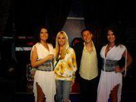 Сёстры Роуз со Стефани Роуз и Могилевским-младшим
